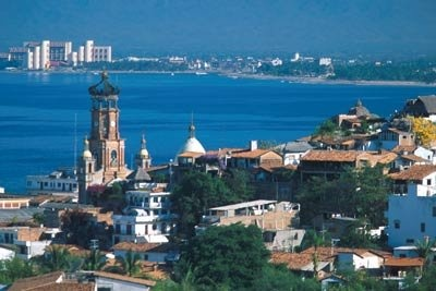 My former home of Puerto Vallarta, Mexico!  I miss it and love it!