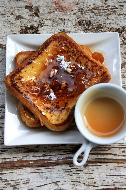Bellini Jam Crushed Almond French Toast | Flickr - Photo Sharing! # ...