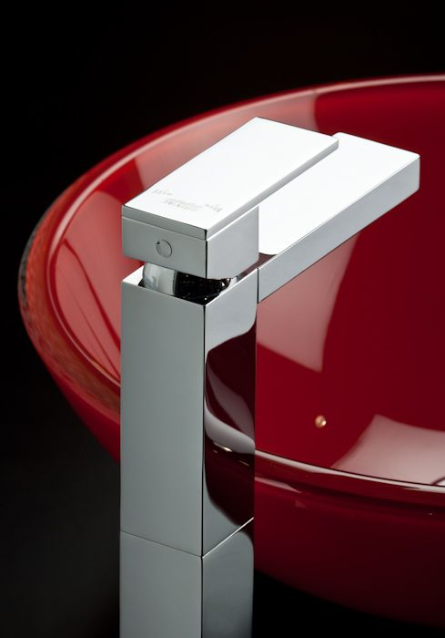 Griferia Para Baño Grival:Griferías, del clásico redondeado al moderno cuadrado