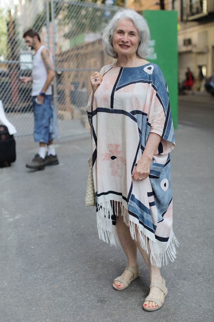 ADVANCED STYLE: A Summer Afternoon