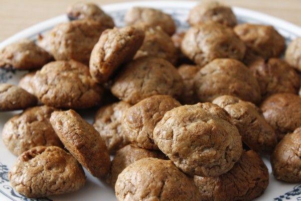 Chocolate-Peanut-Butter-Coconut cookies http://umass.u-la-la.com/2014 ...