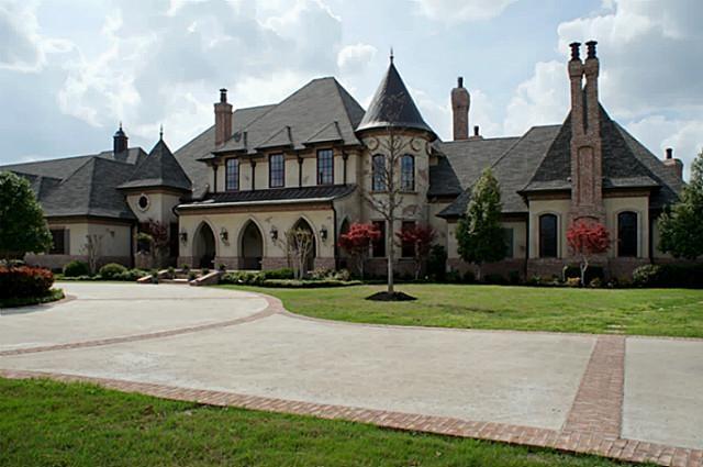 Old world tudor home elevations pinterest for Old world homes
