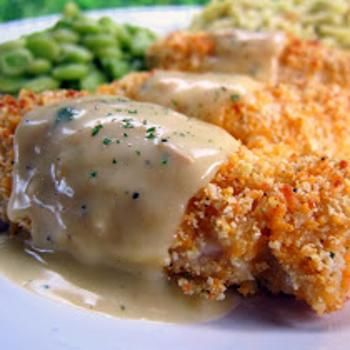 Crispy Cheddar Chicken Tenders | Favorite Foods | Pinterest