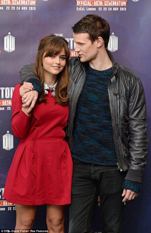Jenna and Matt | Doctor Who | Pinterest