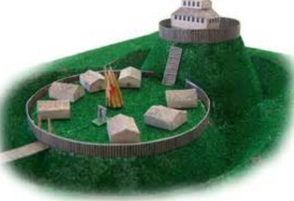 How to Make a Motte and Bailey Castle forecast