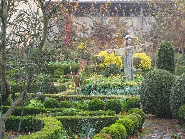 Barnsley House Potager #potager #edible_gardening
