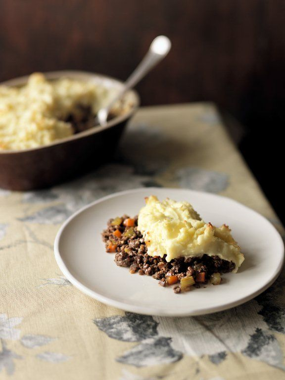 Irish Cottage pie from Kevin Dundon | Beef Dishes | Pinterest