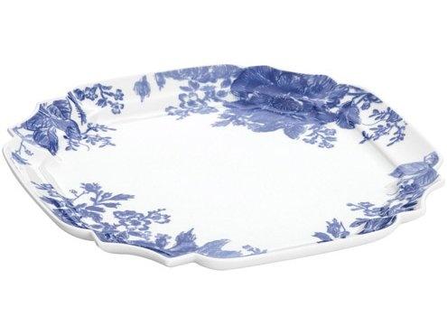 Paula Deen Tatnall Street 13.25-in. Serving Platter: Bluebell
