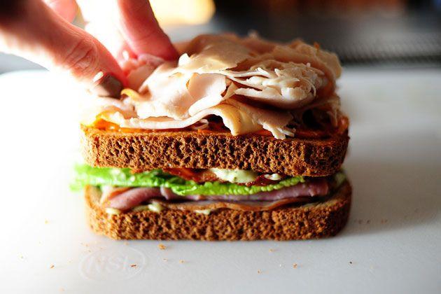 Pioneer Woman Killer Club Sandwich