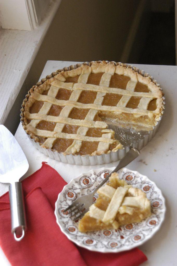 apple custard tart | Tasty Treats I Plan to Make | Pinterest