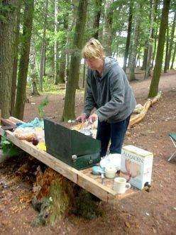 Camping Recipes Plus Lists Of Food Related Items To Take Camping, I will go camping this summer