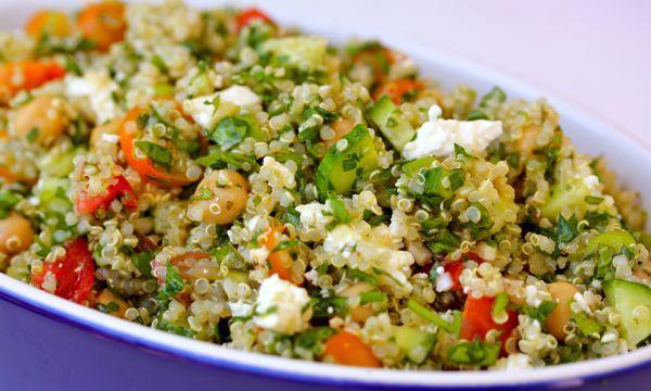 Quinoa Tabouli | Salads | Pinterest