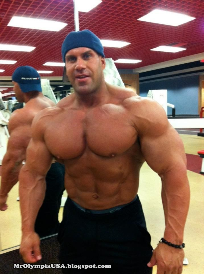 Jay Cutler off season | Bodybuilding | Pinterest