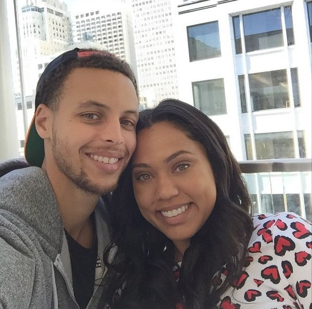 Stephen Curry Wife Ayesha Ideas Pinterest
