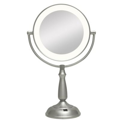 Lighted Vanity Mirror Target : Zadro Vanity Mirror LED Lighted