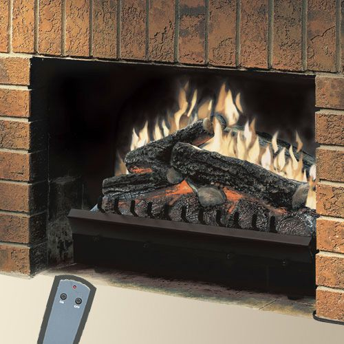 Electric Fireplace Inserts How They Work And How They Differ From Ve
