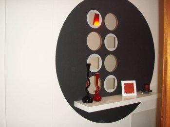 ikea: espejos que se pegan   Decorar tu casa es facilisimo.com