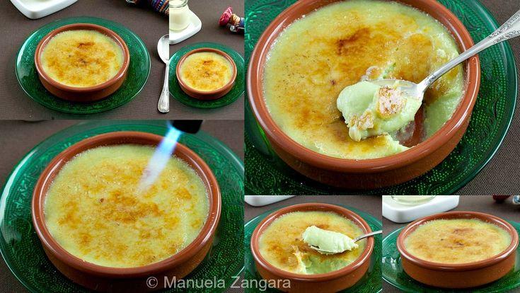 Avocado Crème Brûlée | Recipe
