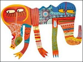 "MILO LOCKETT - ""Elefantes"""