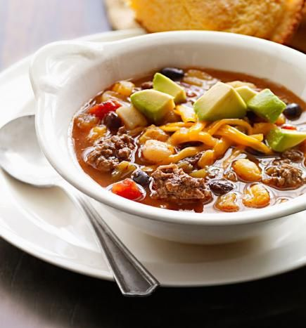 Black-Bean Chili: You will love this hearty slow-cooker favorite ...