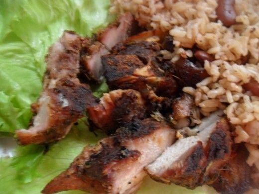 Jerk Pork Recipe Ingredients