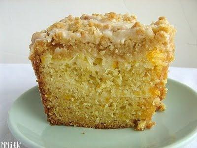Meyer Lemon Coffee Cake | let's eat | Pinterest