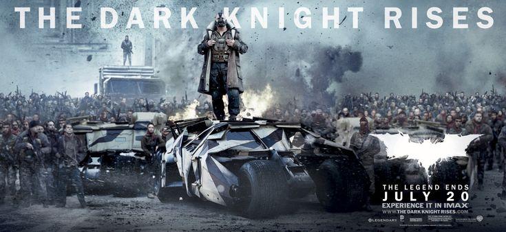 Темный рыцарь: Возрождение легенды (The Dark Knight Rises), постер № 12