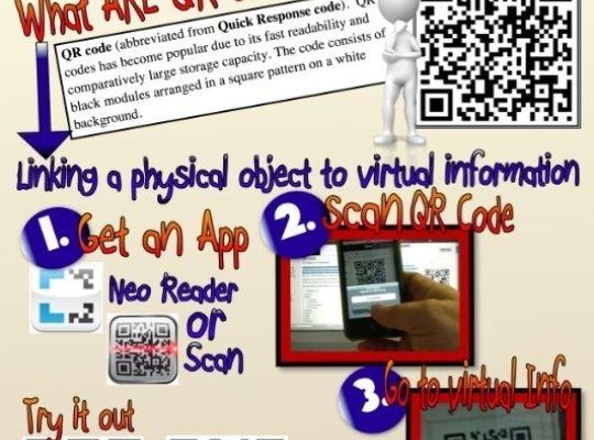 How to Make a QR Code for Your Students