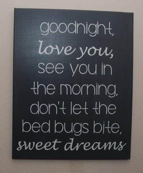 I Love You Quotes Goodnight : Good Night Babe I Love You Good night, love you, see you
