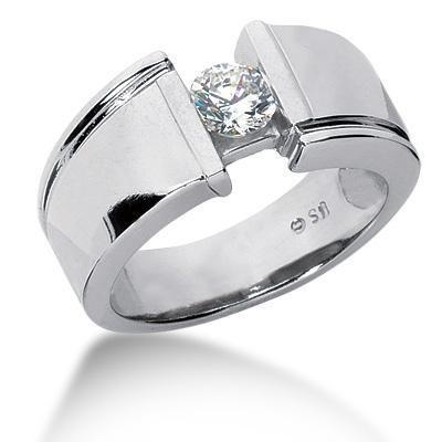 mens platinum rings my style