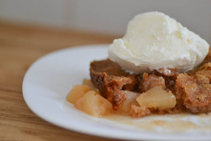 Apple Crisp // Warm Vanilla Sugar | Yummy | Pinterest