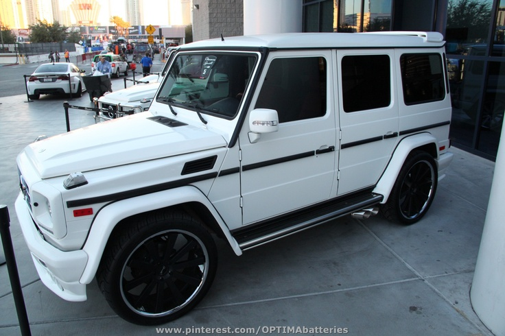 Mercedes benz g wagon at sema 2012 gin and juice for Mercedes benz g wagon 2012