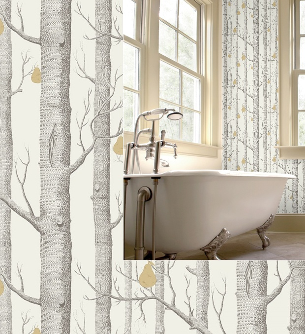 woods and pears cole son wallpapers house pinterest