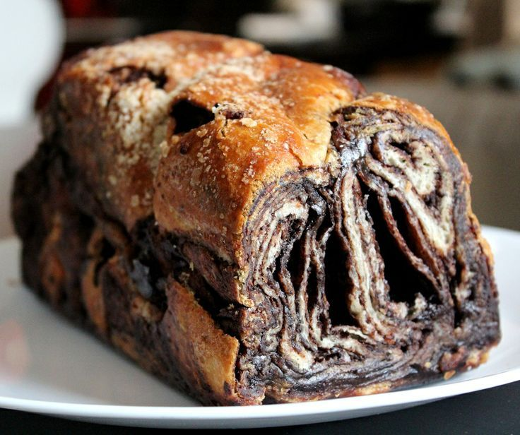 Chocolate Babka | basic instinct | Pinterest
