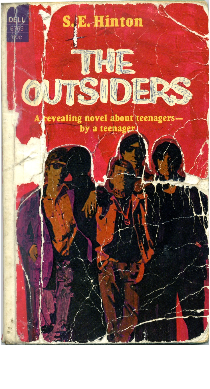 book report the outsiders by se hinton Summary introduction in this book analysis, about the book the outsiders by s e hinton i will discuss character and plot development, as well as the setting, the author's style and my opinions about the book in this part of the analysis i will give some information about the subjects of the.