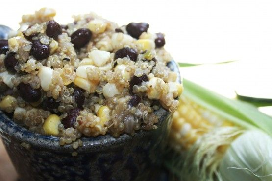 Black Bean and Corn Quinoa Salad | Food! | Pinterest