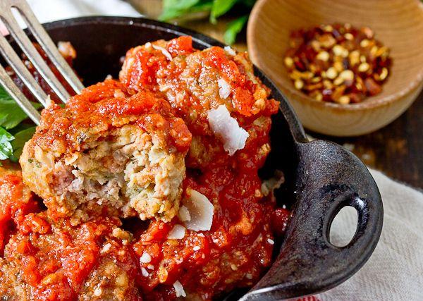 Mozza's Meatballs al Forno #dixiecaviar