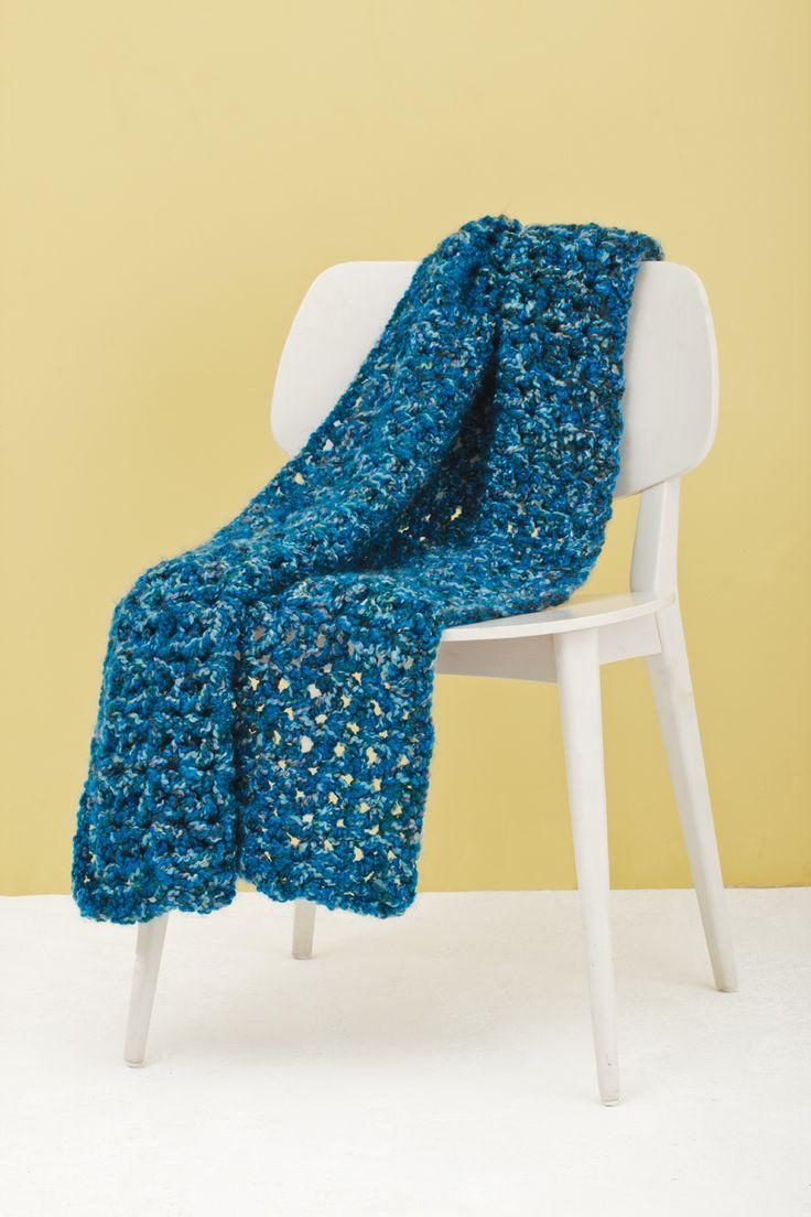 Crochet Patterns Lion Brand Homespun : Crochet Patterns