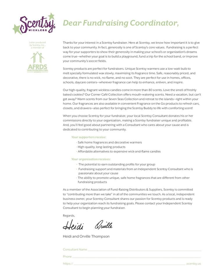 fundraising cover letter 05052017