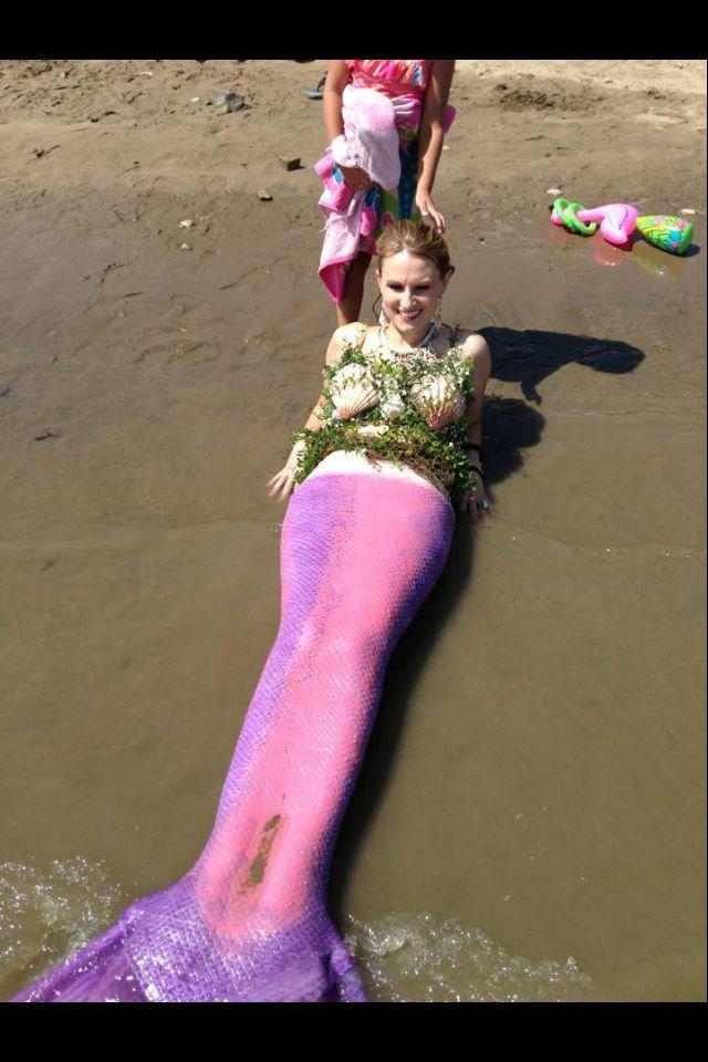 The Mermaid Lady, Ashl...