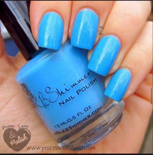 Light blue nail polish amazon