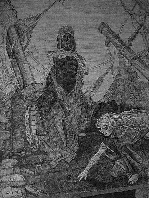 the major theme of religion and minor theme of the supernatural in rime of the ancient mariner a poe The rime of the ancient mariner-issues of paganism and christianity in the epigraph to 'the rime of the ancient mariner' themes and religions involved.