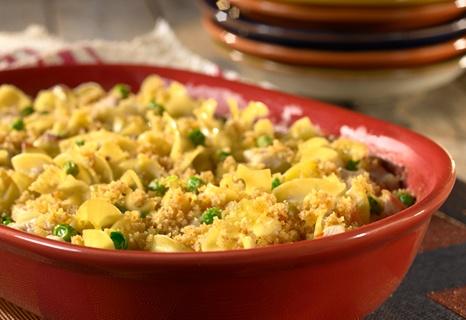 Turkey Noodle Casserole | Recipe