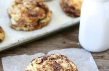 Nutella Drop Biscuits — Punchfork | Sweet You Rock | Pinterest