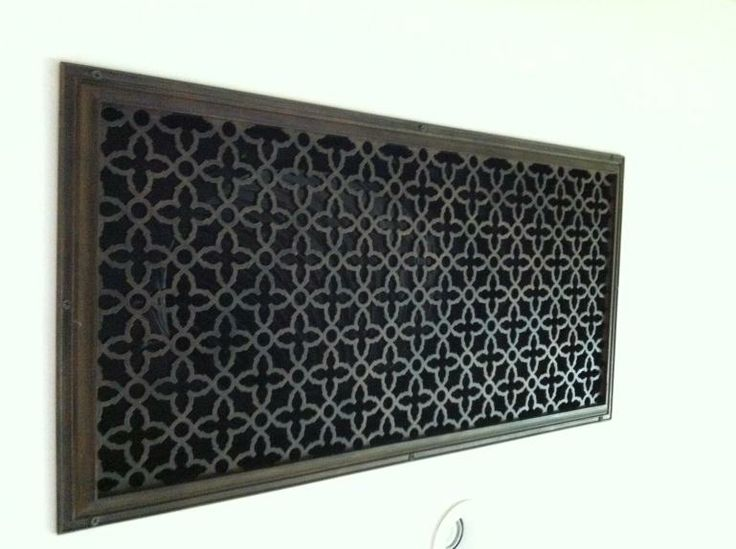 Heritage Vent Cover Grille Decorative Vent Covers