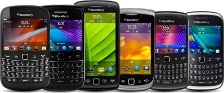 blackberry enterprise server tracking