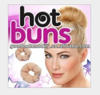 Hot Buns Hot Hair Accessories As Seen On TV