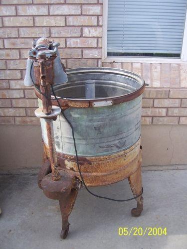1920 Washing Machine ~ Pin by art carney on vintage washing machine pinterest