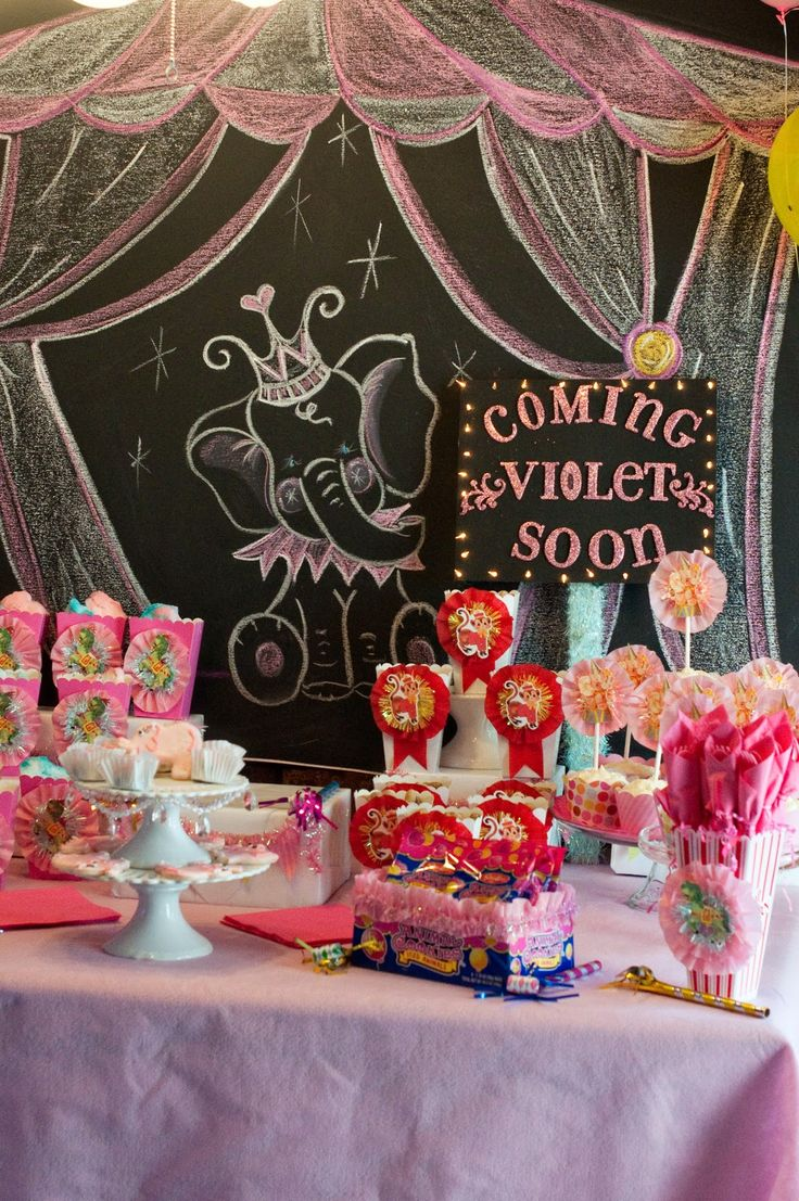 circus baby shower party ideas pinterest