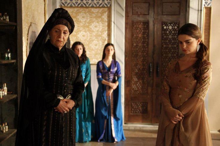 Pelin karahan actress muhteşem yüzyıl mihrimah sultan